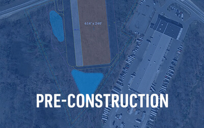 BCCG Services: Pre-Construction