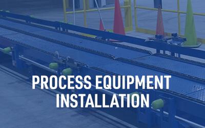 Services: Process Equipment Installation